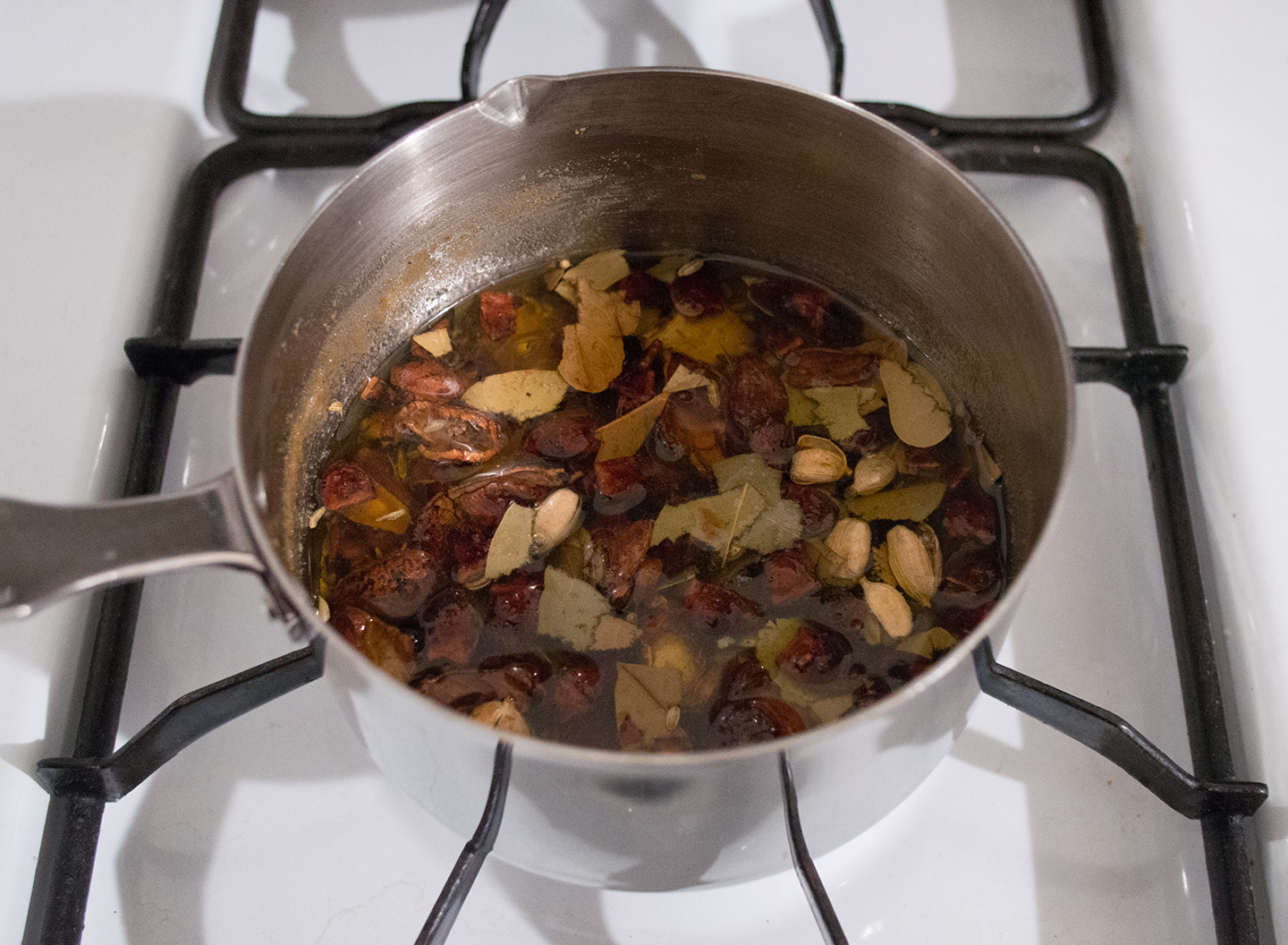 Spicy Hotpot - Steeped Spices