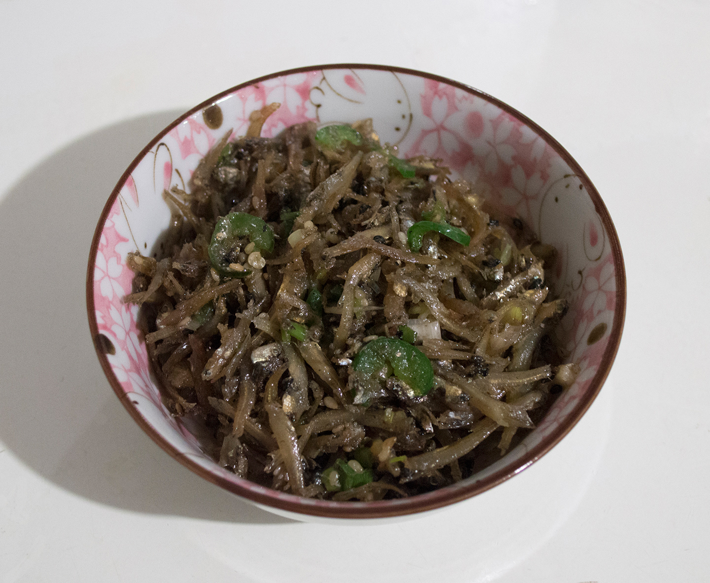 Pan-Fried Anchovies - Myeolchi Bokkeum