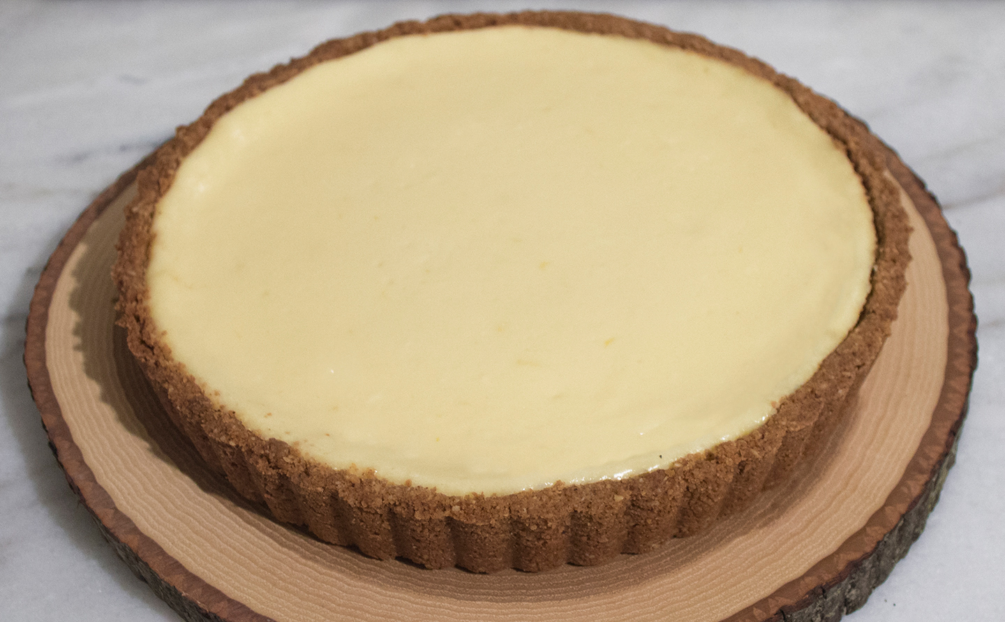 Whole Cheesecake Tart