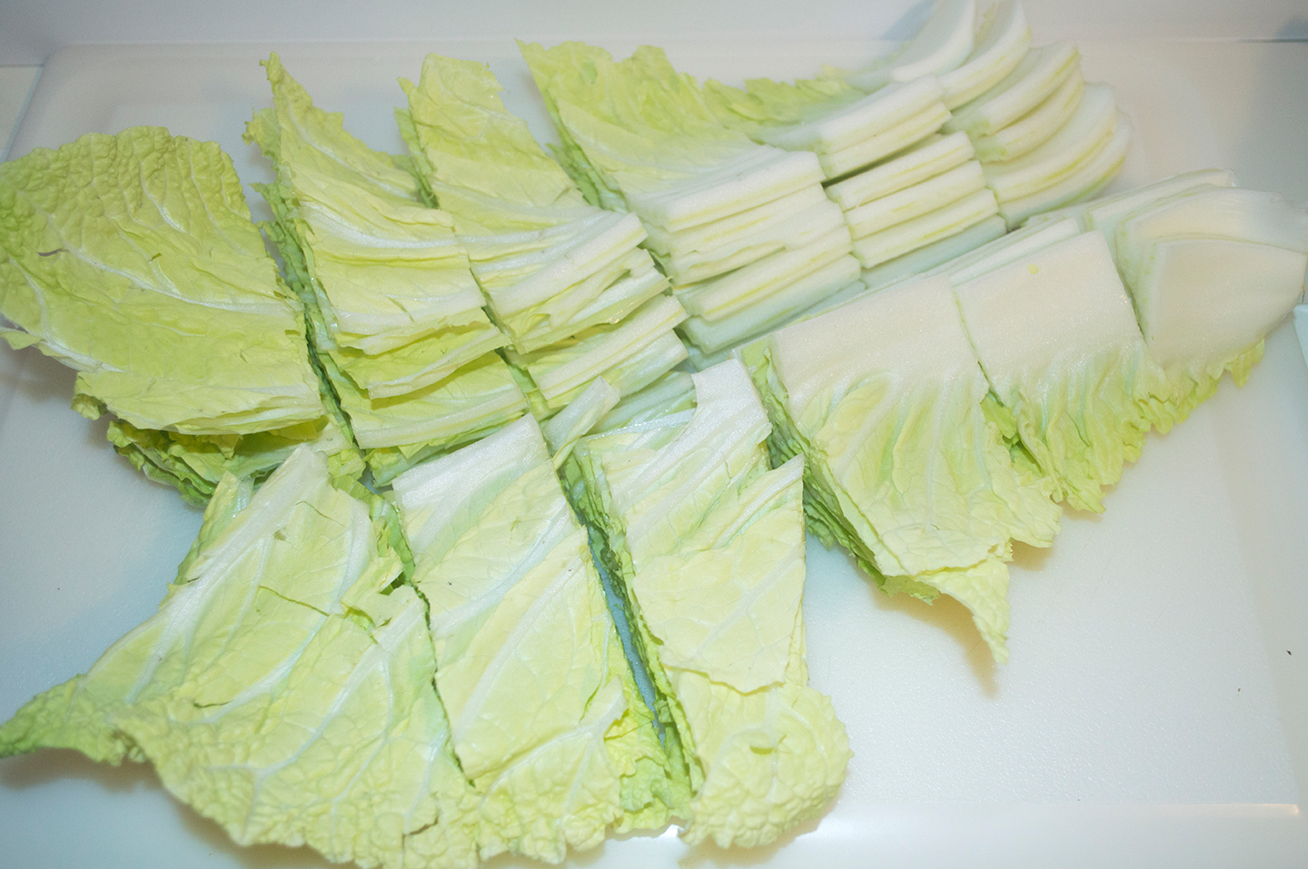 Cut Cabbage