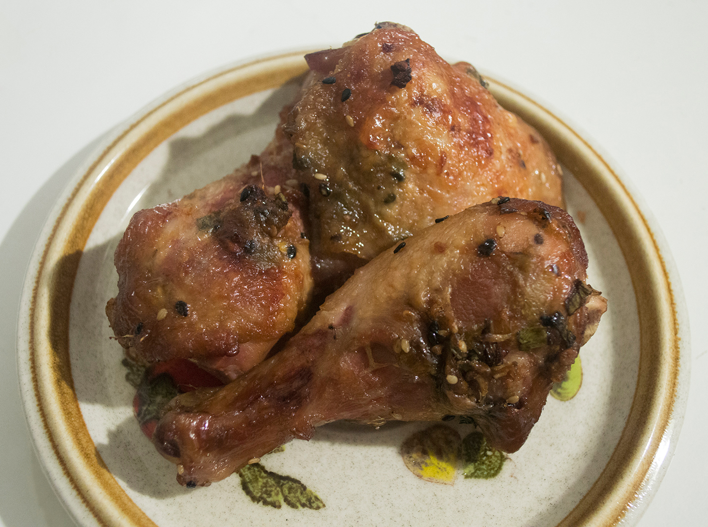 Ginger-Soy Sauce Chicken
