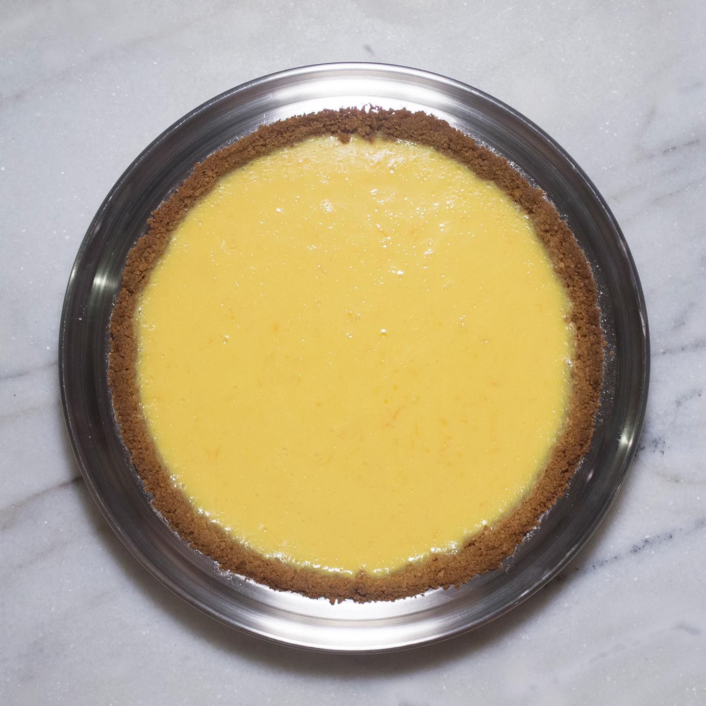 Satsuma Pie