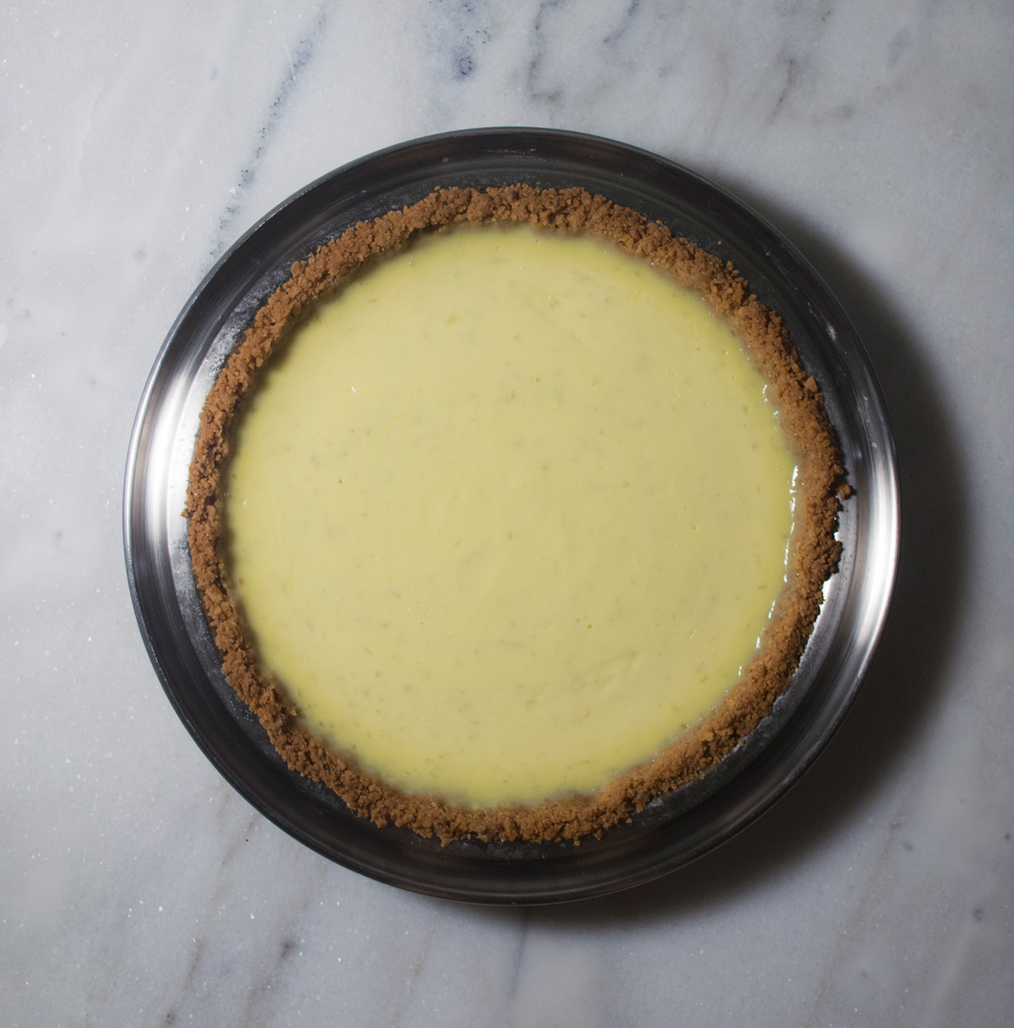 Key Lime Pie without Cream