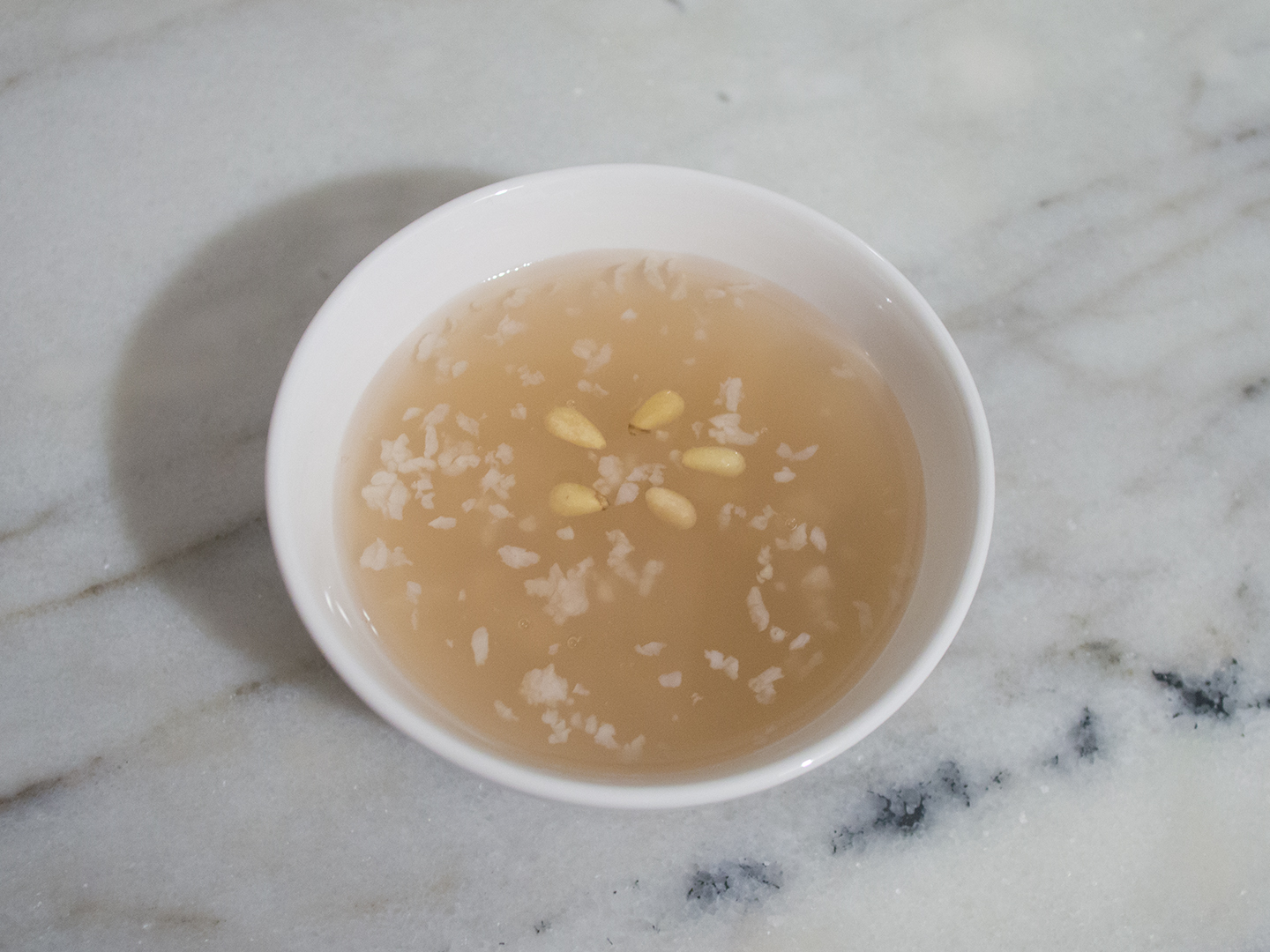 Sikhye (식혜) - Korean Rice Drink