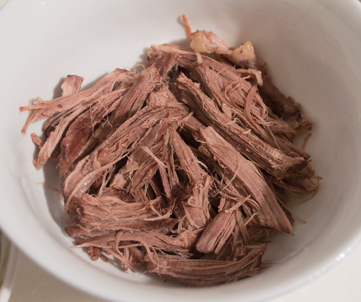 YGJ: Shredded Beef