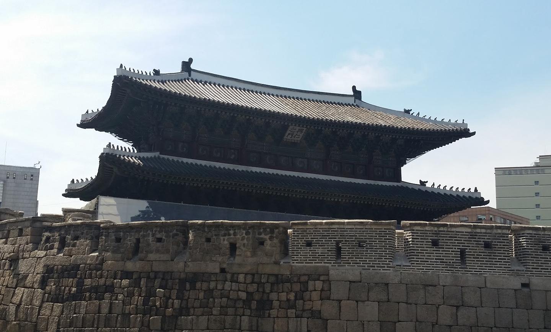 Korea Trip - Dongdaemun Heunginjimun