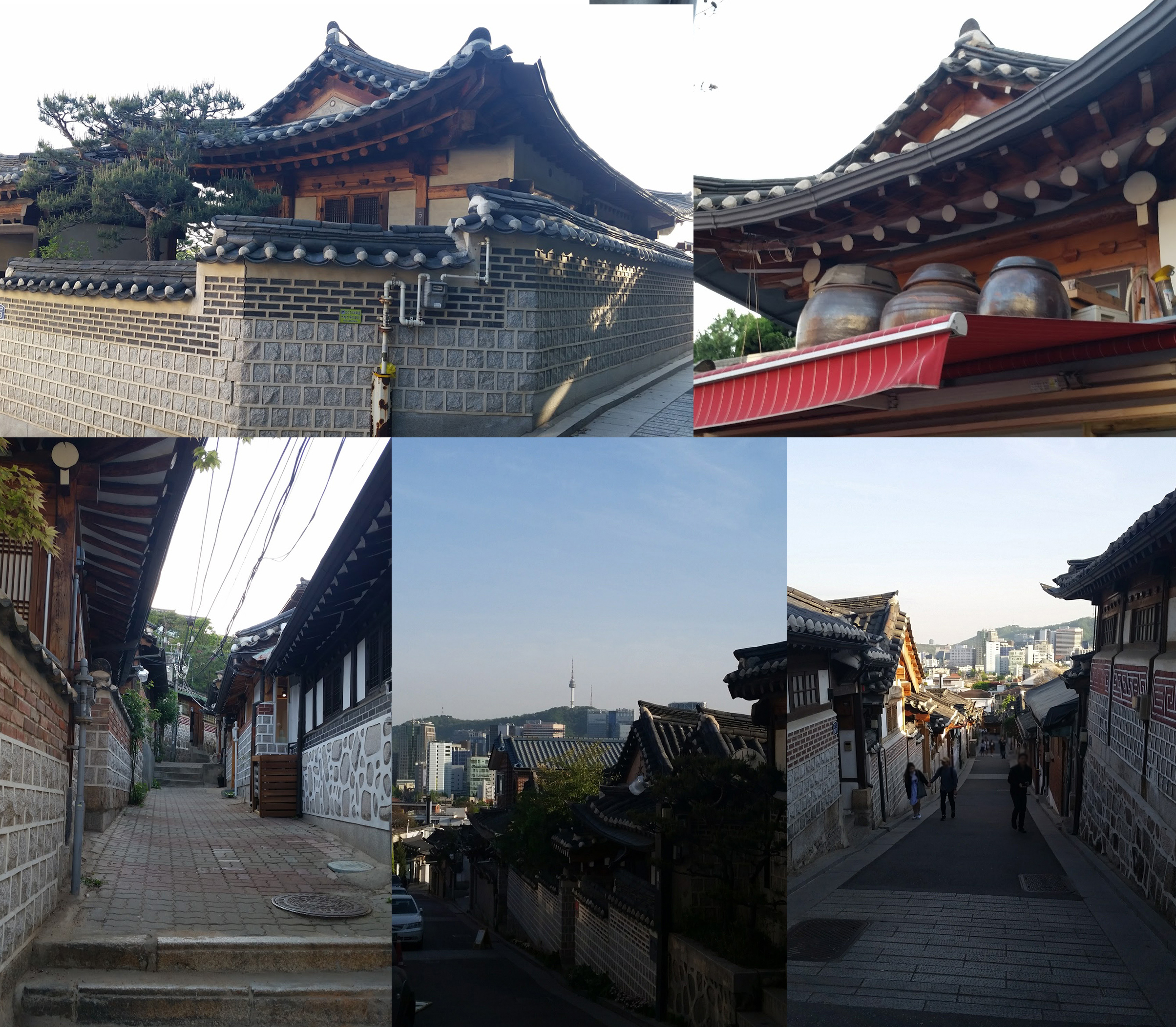 Bukchon Collage