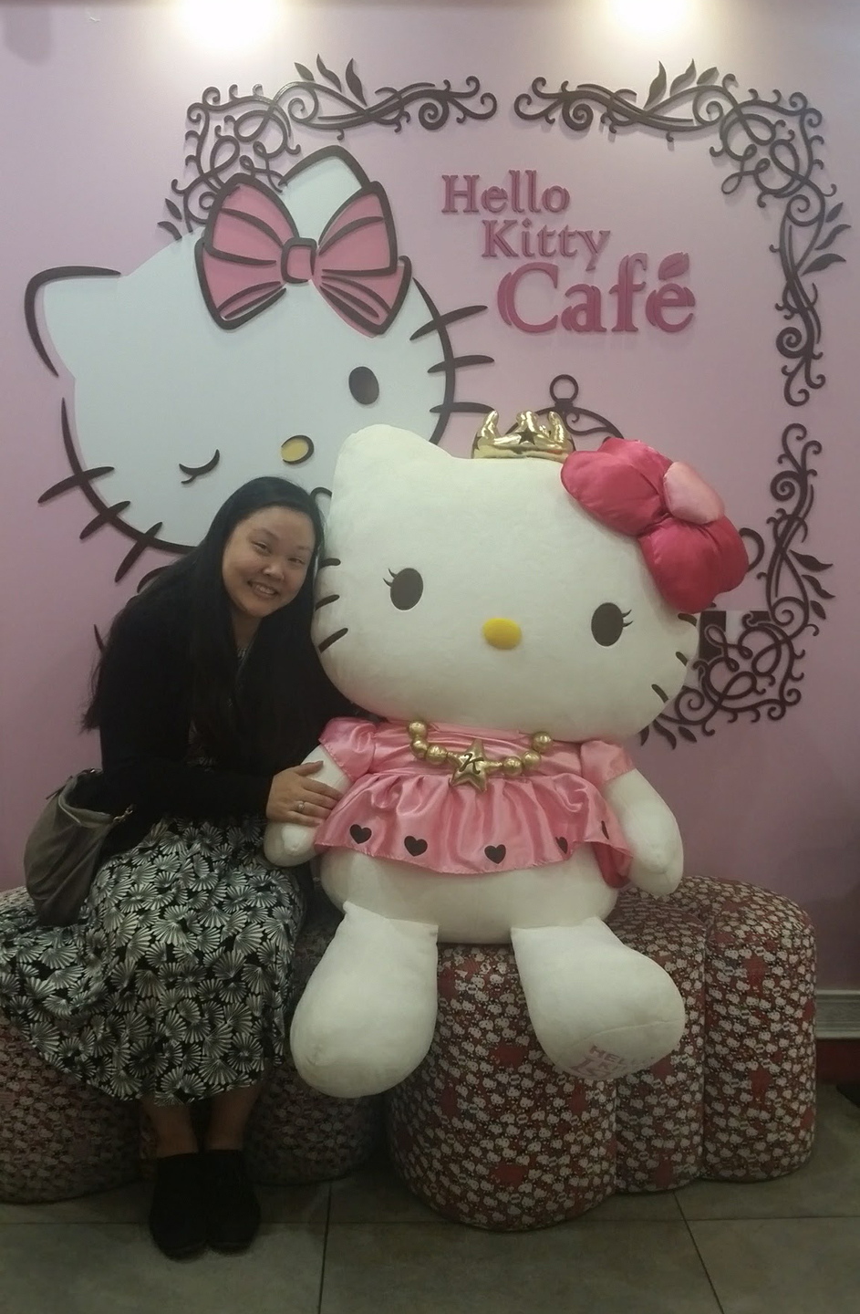 Korea Trip - Myeongdong Hello Kitty Cafe2