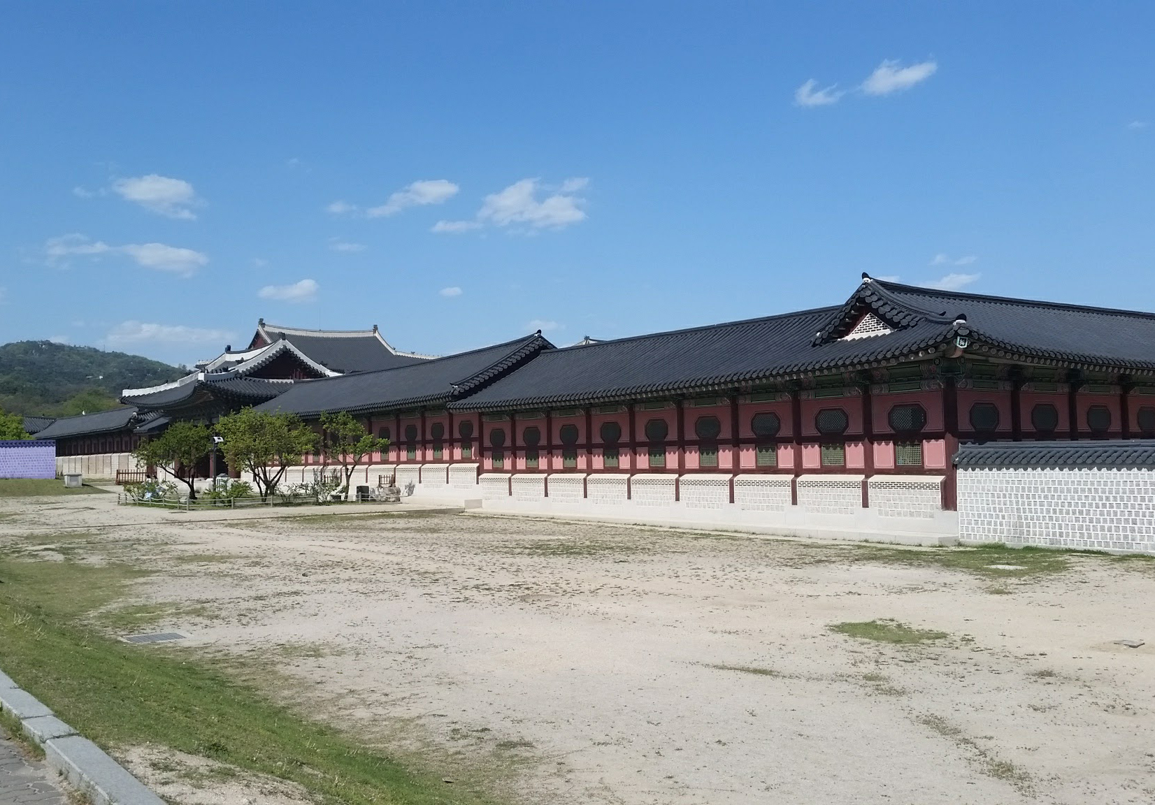 Gyeongbokgung - Heungnyemun: The Second Inner Gate)