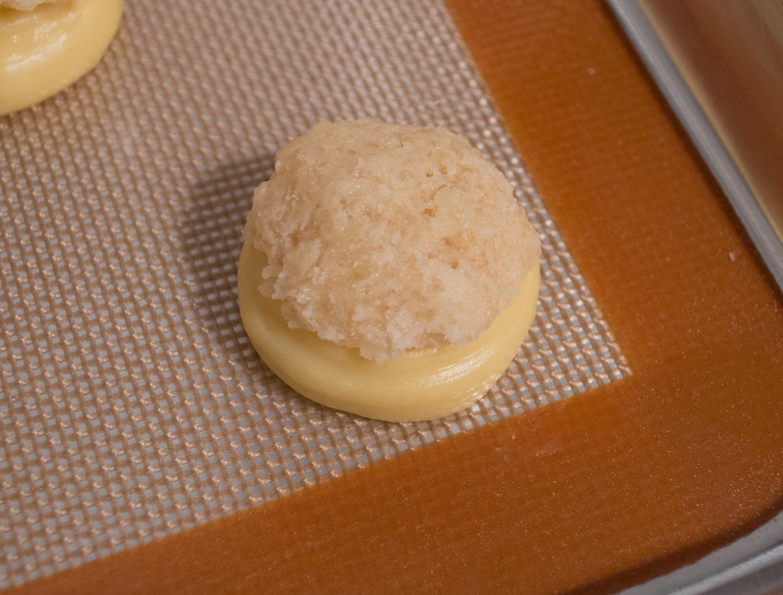 Pâte à Choux Croustillant