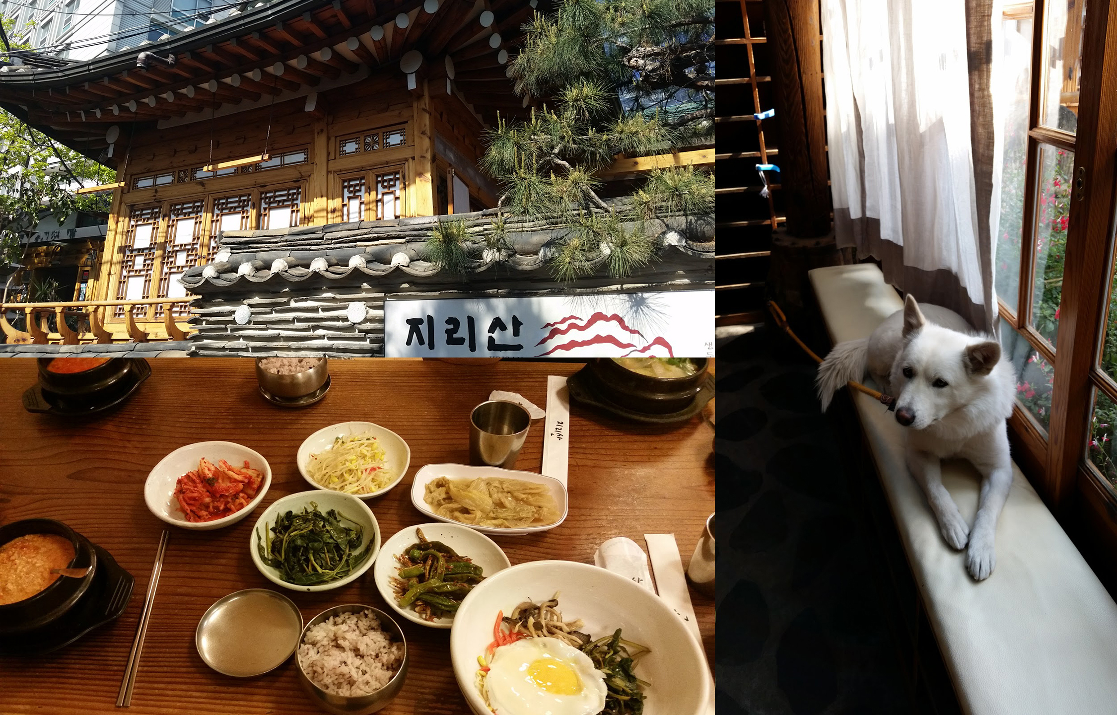 Insadong - Jirisan Restaurant