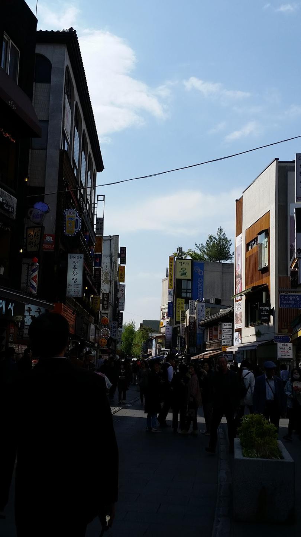 Insadong - Main Street