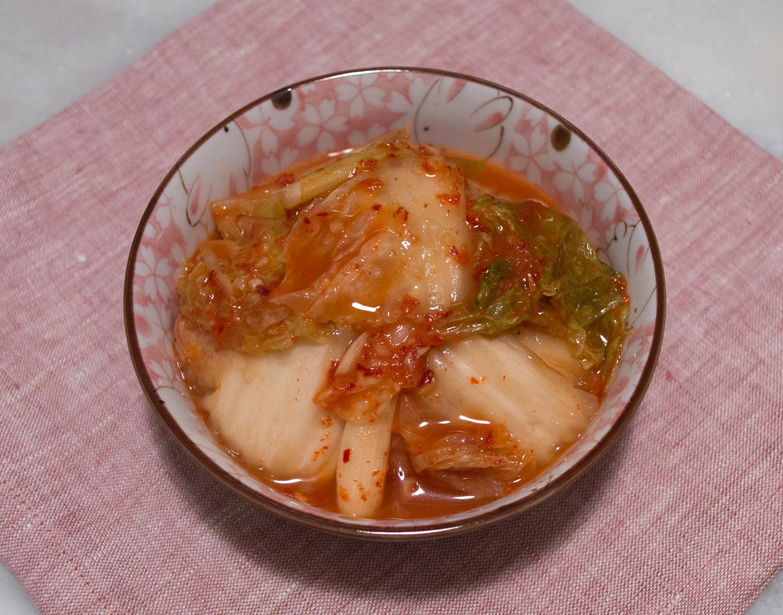 Mak Kimchi (막김치) - Simple Cabbage Kimchi