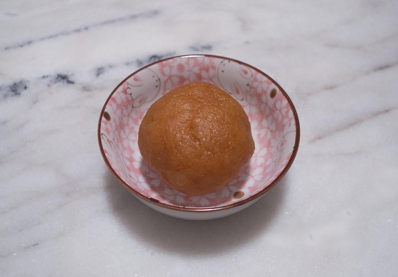 Fènglí Xiàn/Huánglí Xiàn (鳳梨馅/黄梨馅) – Pineapple Filling